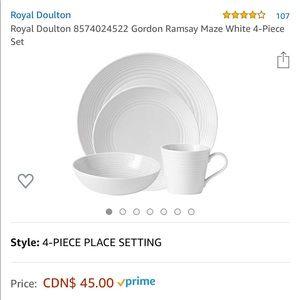 Other - Royal Dalton Maze by Gordon Ramsey